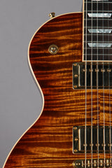 2017 Gibson Les Paul Limited Edition Premium Plus Tiger Burst #79/150