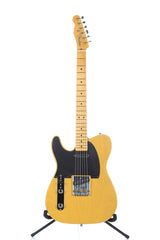 2011 Fender American Vintage '52 Telecaster Left Handed Lefty Electric Guitar