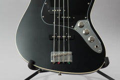 2010 Fender Japan Aerodyne Jazz Bass Guitar Black