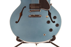 2017 Gibson Memphis Custom ES-335 Limited Edition Pelham Blue -UNPLAYED-