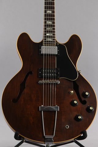 1973 Gibson ES-335 TD Walnut Electric Guitar