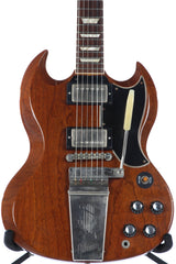 2003 Gibson Custom Shop Gary Rossington SG Les Paul Aged Brazilian Rosewood