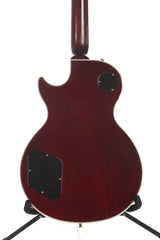 1989 Gibson Les Paul Custom Wine Red -EBONY FINGERBOARD-