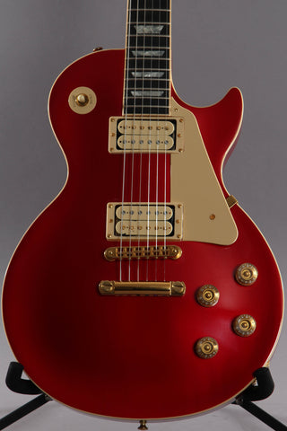 1990 Gibson Les Paul Standard Candy Apple Red ~100% ORIGINAL~