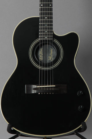 1989 Gibson Chet Atkins SST Black