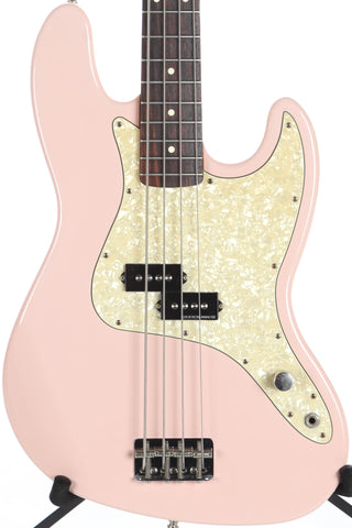 2002 Fender Mark Hoppus Signature P Precision Bass Shell Pink
