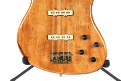 2003 Fender Victor Bailey KOA 4 String Jazz Bass