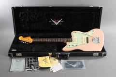 2016 Fender Custom Shop Limited Edition '58 Journeyman Relic Jazzmaster Faded Shell Pink