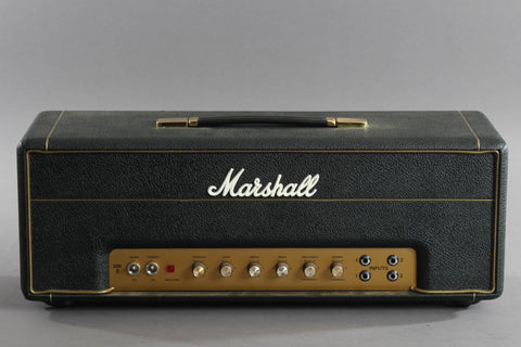 1992 Marshall 1987x 50-watt Plexi Tube Head