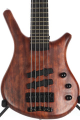 2002 Warwick Thumb Bass 5 String Neck Thru NT-5 -EBONY FINGERBOARD-