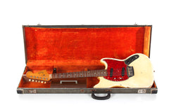 1966 Fender Duo-Sonic II Olympic White