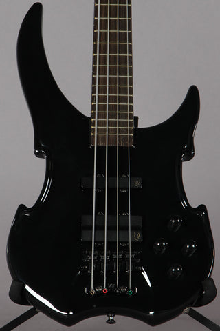 2003 Warwick Vampyre SN 4 String Bass Gloss Black
