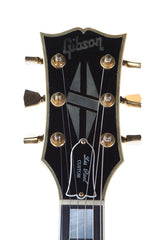 1988 Left Handed Gibson Les Paul Custom Ebony