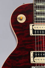 1995 Gibson Custom Shop Les Paul Classic Premium Plus Quilt Top