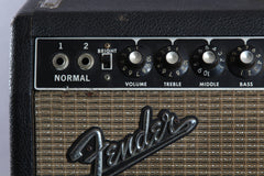 1965 Fender Twin Reverb Vintage Blackface 2x12 Combo