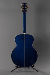 2015 Gibson Custom Shop Limited Edition SJ-200 Trans Blue