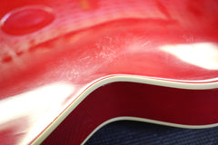 2000 Gibson Howard Roberts Fusion Cherry Red