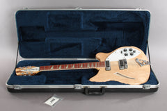 1998 Rickenbacker 360/12 12-String Semi Hollowbody Mapleglo