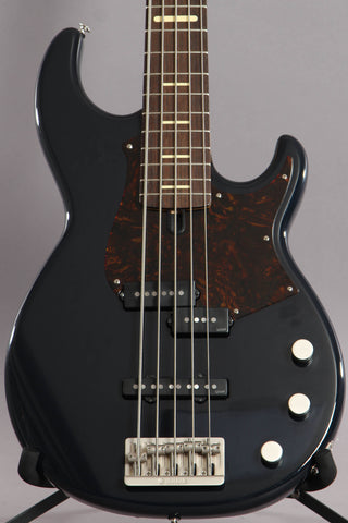 Yamaha BB Pro Series BBP35 5-String Bass Guitar Midnight Blue