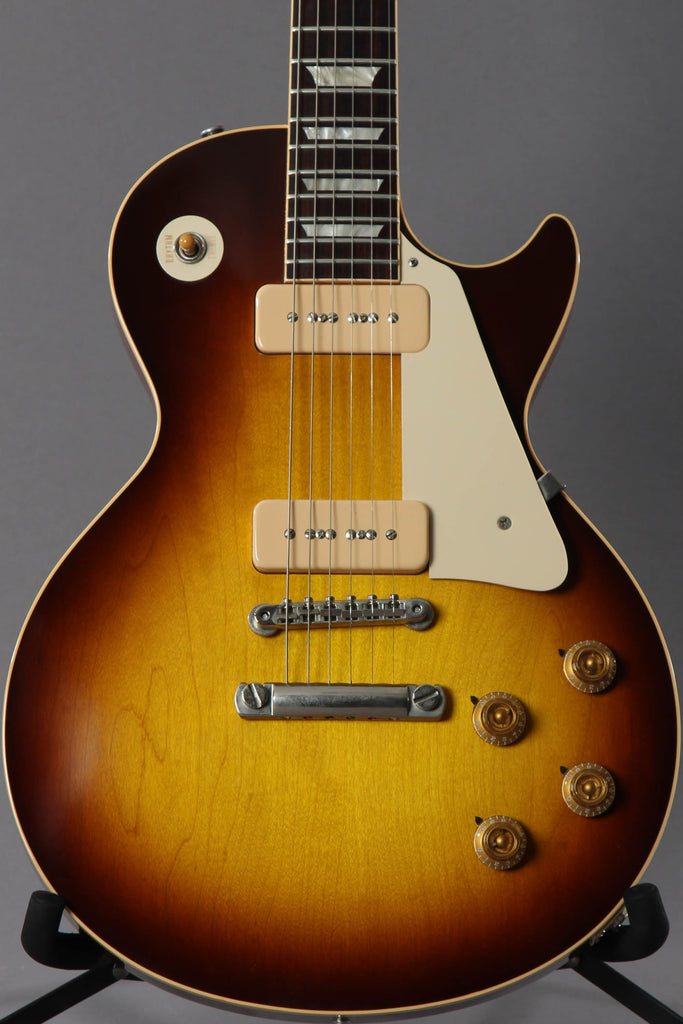 2007 Gibson Custom Shop Les Paul Historic '56 Reissue Tobacco Sunburst