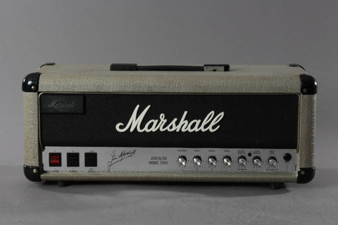 1987 Marshall Silver Jubilee JCM 25/50 Model 2553 25/50 Watt Tube Small Box Head