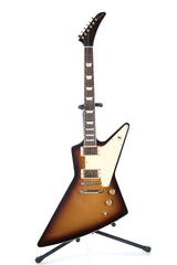 2013 Gibson Explorer Bill Kelliher Golden Axe Gold Burst