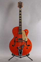 2005 Gretsch G6120 DSV Chet Atkins Western Orange