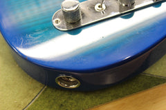 1993 Fender Telecaster Plus Blue Burst Version 1
