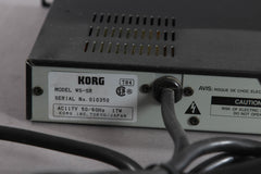 Korg Wavestation SR Rackmount Synthesizer