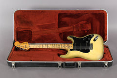 1979 Fender Antigua Hard Tail Stratocaster Antigua Burst