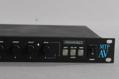 Digidesign MTP AV Midi Timepiece Mark Of The Unicorn