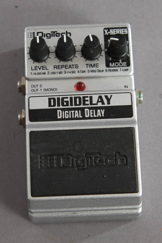 Digitech Digidelay Digital Delay