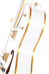 2010 Gretsch G6136TLH White Falcon Left Handed