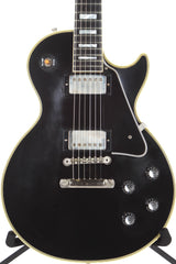 2003 Gibson Custom Shop 1968 Reissue Les Paul Custom Black Beauty Historic 68RI