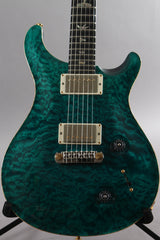 2013 PRS Paul Reed Smith Custom 22 Artist Package Turquoise Quilt Top