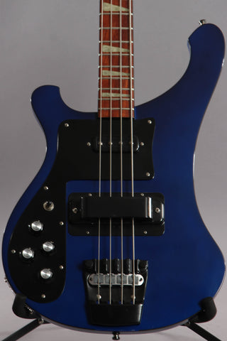 1995 Left Handed Rickenbacker 4003 Blue w/Black Binding ~Rare~