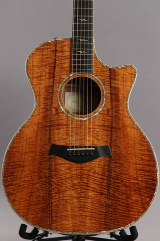 2008 Taylor K24ce KOA Grand Auditorium Acoustic Guitar