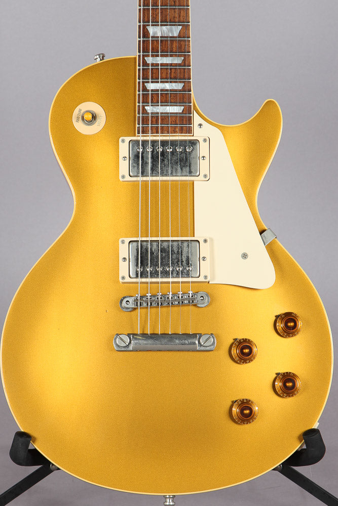 2002 Gibson Custom Shop Historic Les Paul 1957 Reissue 57RI Goldtop