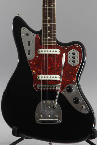 1965 Fender Jaguar Black ~Refinished~