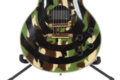 Gibson Custom Shop Les Paul Custom Zakk Wylde Camo ZPW 149