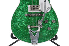 1996 Gretsch 6129T/G Green Sparkle Jet