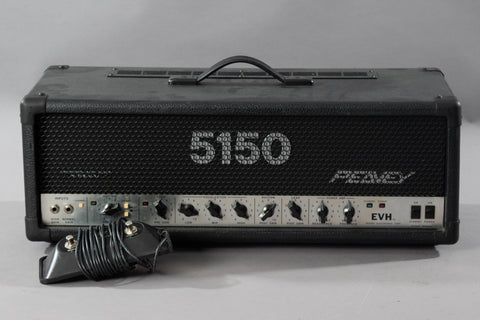 1992 Peavey 5150 Block Letter EVH Signature Tube Amp Head
