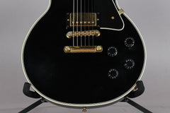 2008 Gibson Custom Shop Les Paul Custom Black Beauty -EBONY FINGERBOARD-