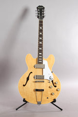 2014 Epiphone Elitist 1965 Casino Natural