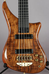 1995 Alembic Epic 5 String Bass
