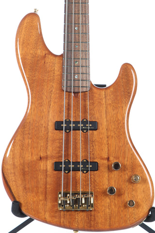 2002 Fender Victor Bailey KOA 4 String Jazz Bass