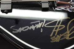 Gene Simmons Axe Ltd Signed Punisher KISS Bass #0039