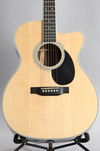 2017 Martin OMC-35E Acoustic Electric