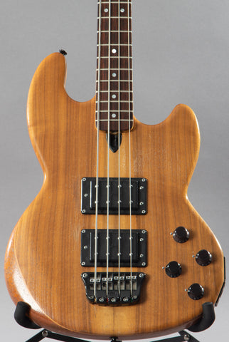 1984 Wal MK1 Mark 1 4-String Bass Guitar ~American Walnut Facings~