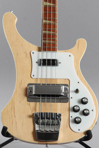 1998 Rickenbacker 4003 Bass Guitar Mapleglo